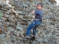 Скалодром мечты: из детдома – на вершину
