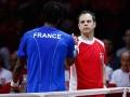 Швейцария — Франция (пары)