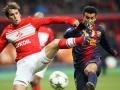 Российские футболисты — о матче «Реал» — «Барса»