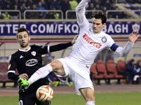 «Карабах» (Азербайджан) – «Интер» (Италия) – 0:0