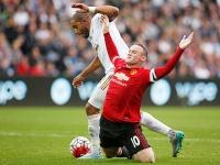 «Суонси» — «Манчестер Юнайтед» — 2:1