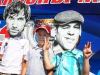 Парад чемпионов в Москве