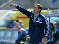 Главный тренер «Волги» Андрей Талалаев