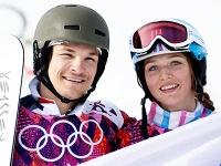 Вик Уайлд и Алена Заварзина