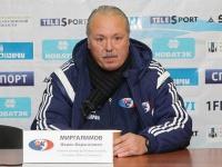 Миргалимов — главный тренер «Сахалина»