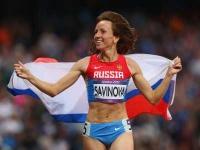 Лондон-2012. Лёгкая атлетика. Мария Савинова