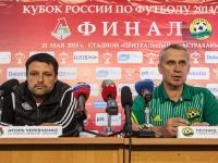 Игорь Черевченко и Леонид Кучук