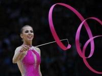 Лондон-2012. Художественная гимнастика. Дарья Дмитриева
