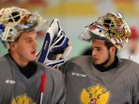 Иван Налимов и Игорь Шестёркин