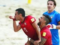 Пляжный футбол. Россия – Португалия – 2:4