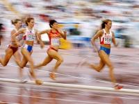 Допинговый скандал в российской легкой атлетике