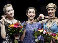 Радионова, Медведева и Погорилая