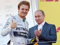 Росберг и Путин