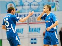 «Динамо» – «Прогресс»
