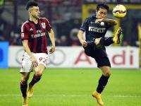 Лучшие моменты матча «Милан» — «Интер»