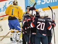 Швеция U20 – США U20 – 3:8