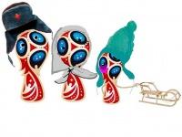 Эмблема ЧМ в народном фольклоре