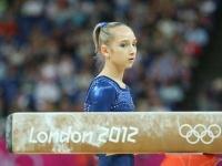 Лондон-2012. Спортивная гимнастика. Виктория Комова