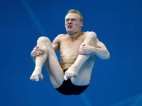 Лондон-2012. Прыжки в воду. Илья Захаров