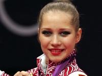 Лондон-2012. Художественная гимнастика. Ульяна Донскова