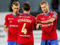 Братья Березуцкие и Сергей Игнашевич