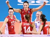Волейбол. Гран-при. Россия — Турция — 3:2