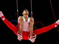 Лондон-2012. Гимнастика. Интервью Эмина Гарибова