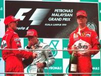 Гран-при Малайзии–1999: Эдди Ирвайн