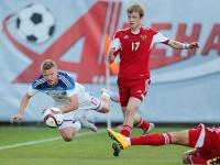 Россия обыграла Беларусь