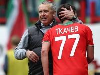 Главный тренер «Локомотива» Леонид Кучук