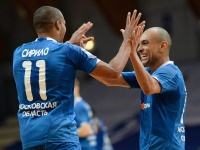 Игроки МФК «Динамо»