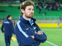 Главный тренер «Зенита» Андре Виллаш-Боаш