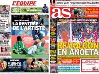 Обзор футбольной прессы