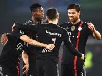 «Бавария» обыграла «Гамбург»