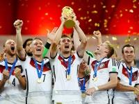 Сборная Германии — чемпион мира 2014 года