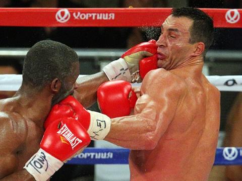 Кличко победил Дженнингса