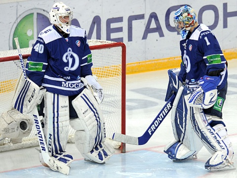 Александр Лазушин и Александр Ерёменко