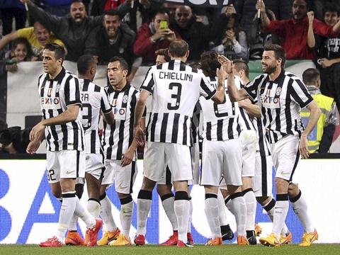 «Ювентус» — «Лацио» — 2:0. Обзор матча