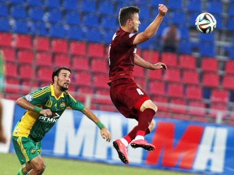 «Мордовия» - «Кубань» 0:0