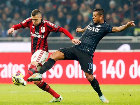 «Интер» — «Милан»