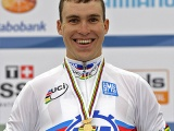 Чемпион мира Антон Воробьёв