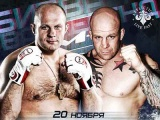 M-1 Global Fedor vs. Monson
