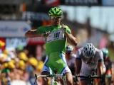 """Петер Саган выиграл седьмой этап """"Тур де Франс"""""""