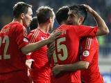 Азербайджан — Россия — 1:1