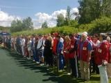 Открытие чемпионата России по пулевой стрельбе