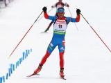 Финиш Антона Шипулина