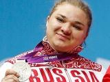 Лондон-2012. Тяжёлая атлетика. Каширина