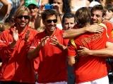 Теннис. Сборная Испании