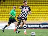 Виталий Петров на футбольном поле