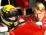 Сенна и Хаккинен. 1993 год